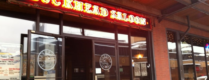 Buckhead Saloon is one of Top picks for Bars.