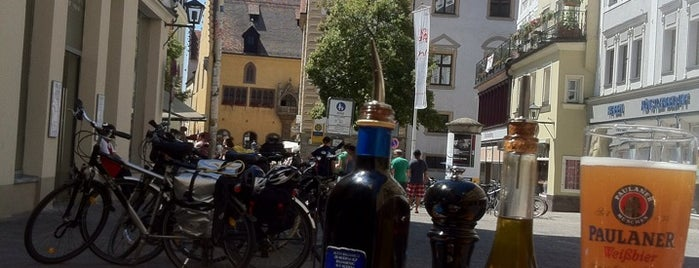 L'Osteria is one of Regensburg 4/15.