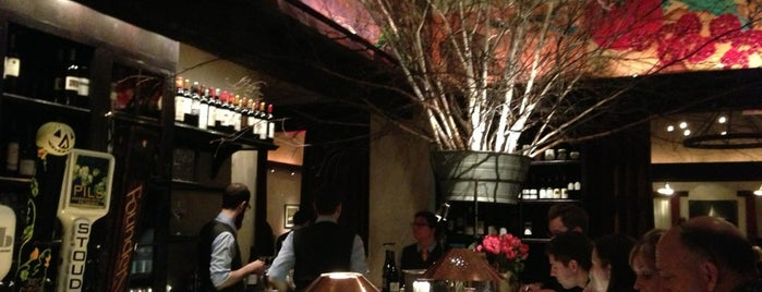 Gramercy Tavern is one of NYC Eat List.