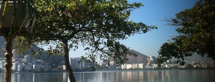 Lagoa Rodrigo de Freitas is one of next.