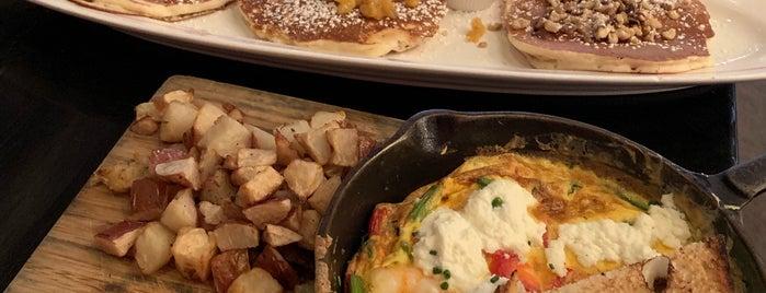Breakfast Republic is one of Lieux qui ont plu à SKW.