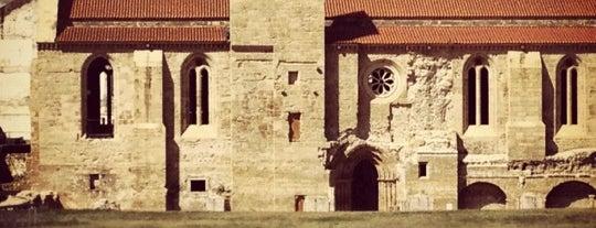 Mosteiro de Santa Clara-a-Velha is one of Portugal.