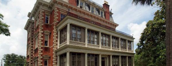 Wentworth Mansion is one of Charleston.