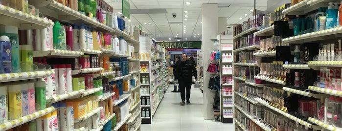 Pharmacie de la Gare is one of Pharmacies.