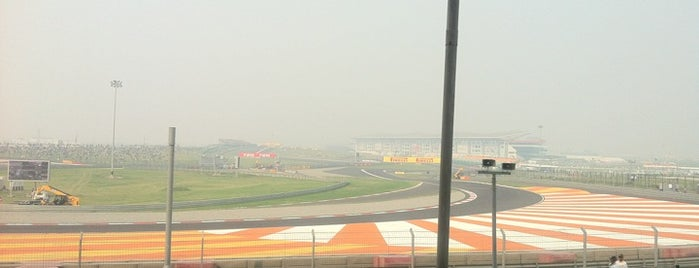2012 Formula 1 Indian Grand Prix is one of Avinashさんのお気に入りスポット.