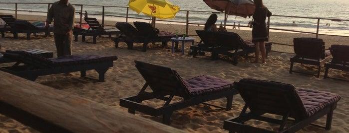 Calamari Beach Shack is one of Гоа.