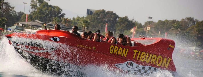 Lugares favoritos de Water Sport