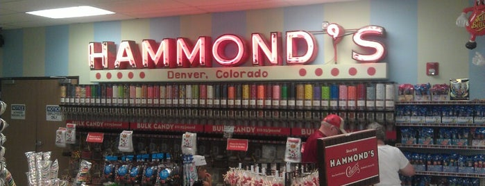 Hammond's Candies since 1920 is one of Try These.