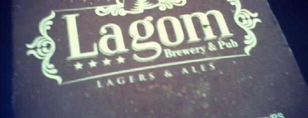 Lagom Brewerypub is one of Desejos gastronômicos.