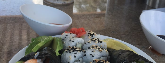 Akumal Sushi Beach Bar is one of Anapaula 님이 좋아한 장소.