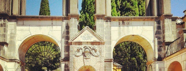 Vittoriale degli Italiani is one of Gabriele d'Annunzio -  #ilVate4sq.