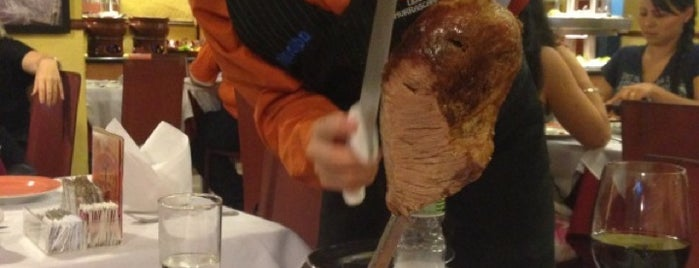 Carretão Lido Churrascaria is one of Philさんの保存済みスポット.