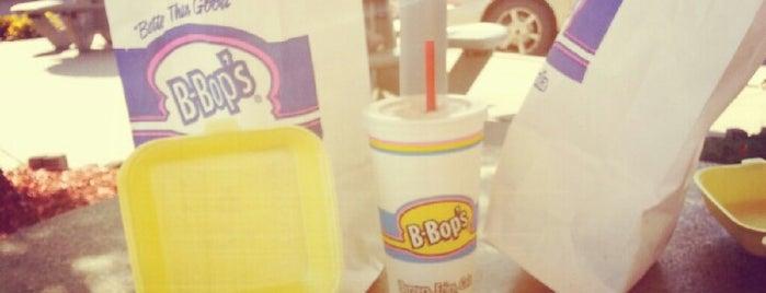B-Bop's is one of Posti che sono piaciuti a Jordan.