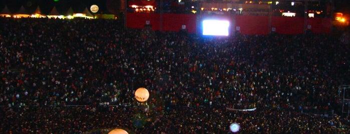 Festa do Peão de Boiadeiro de Barretos is one of Locais curtidos por Fabio.