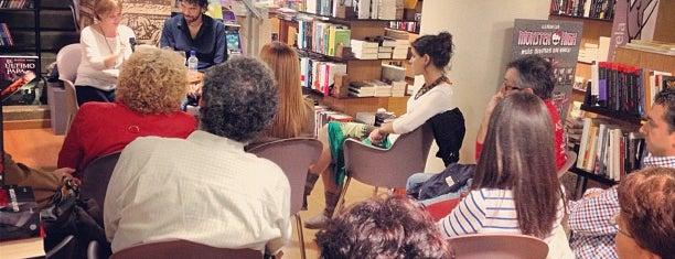 Librería Central is one of Lieux sauvegardés par Rosa.