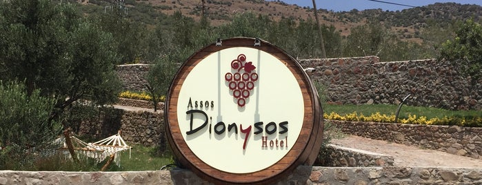 Assos Dionysos Hotel is one of Oteller.