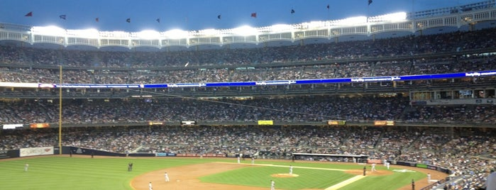 Yankee Stadium is one of The Other Boroughs.