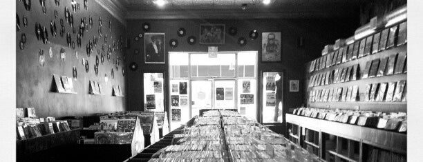Found Sound is one of Detroit Record Stores.