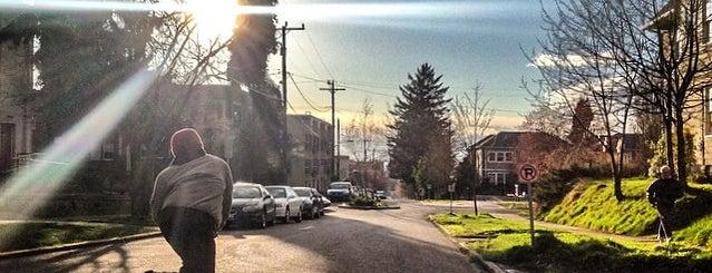 Heaven Sent is one of Seattle & Washington St.