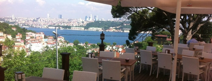 Seyr-et Cafe&Restaurant ve Nargile is one of اسطنبول.