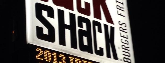 Come Back Shack is one of Tempat yang Disimpan Taryn.