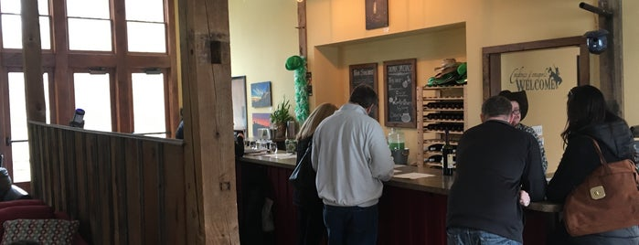 Ten Gallon Hat Winery is one of Wineries Visited.