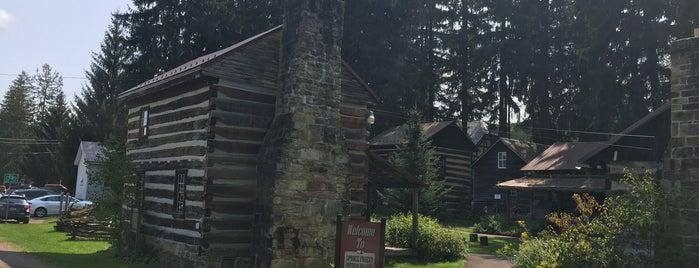 Spruce Forest Artisan Village is one of Deep Creek Lake FAVORITES!.