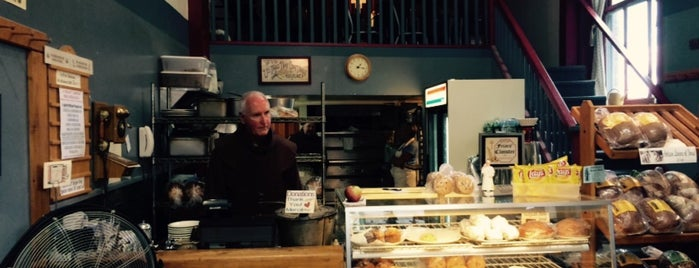 Franciscan Friars' Bakehouse is one of Maine.