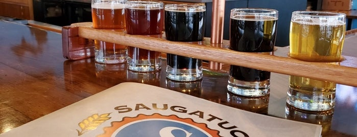 Saugatuck Brewing Company - Kalamazoo is one of Michigan Breweries.