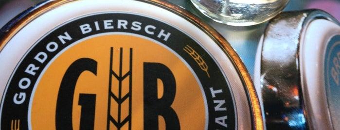 Gordon Biersch Brewery Restaurant is one of Breweries I've Visited.