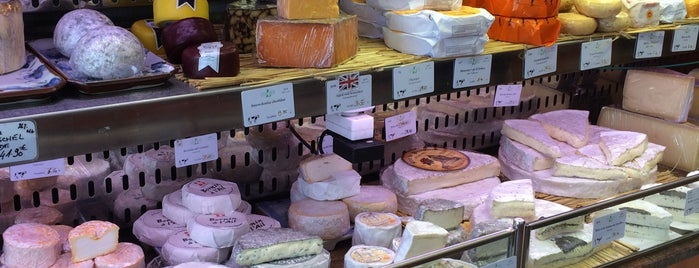 Fromagerie Pepone is one of Paris.