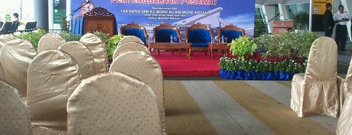 Melaka International Airport (MKZ) is one of Airports Around The World.