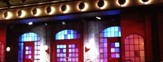 The Second City is one of Favorite Comedy Theaters.