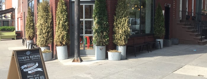 Partners Coffee Roasters is one of NYC: Fast Eats & Drinks, Food Shops, Cafés.