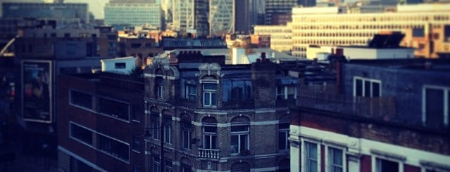 Ace Hotel is one of Shoreditch & City of London.