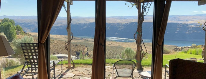Cave B Estate Winery & Resort is one of The American West.