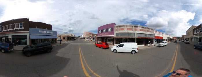 Silver City, NM is one of Holiday Bowl Road Trip.