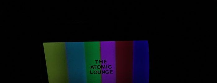 The Atomic Bar is one of Lieux qui ont plu à Adri.