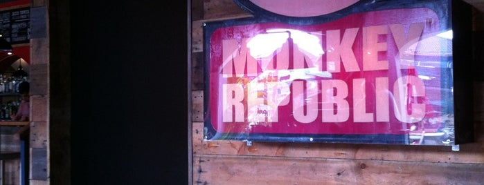 Monkey Republic is one of Locais curtidos por Илья.
