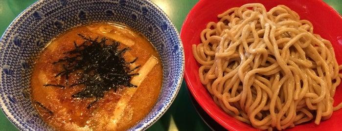 佐藤製麺所 is one of 麻生区多摩区の ラーメン。.