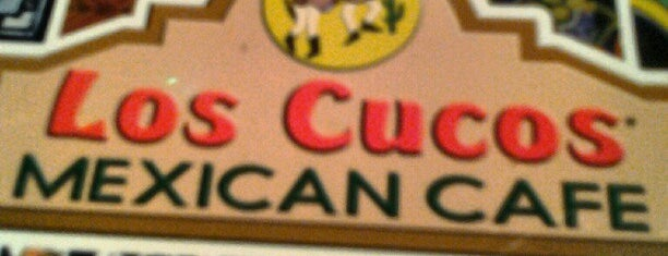 Los Cucos Mexican Cafe is one of Places I Adore.
