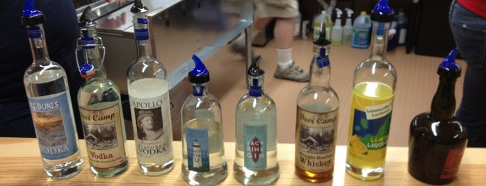 Northern Latitudes Distillery is one of Traverse City.