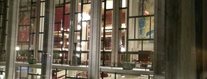 David Geffen Hall is one of Architecture - Great architectural experiences NYC.