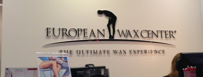 European Wax Center is one of Orte, die Jason gefallen.