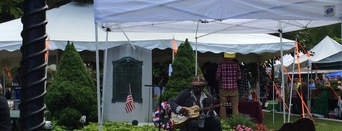 Kinderhook Farmer's Market is one of Regional Activities.