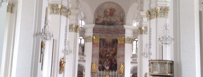 Jesuitenkirche is one of Heidelberg!.
