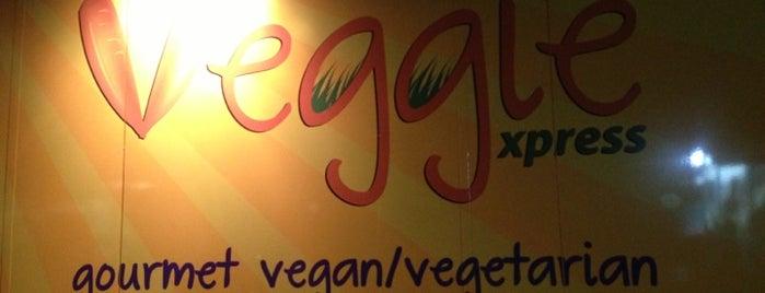 Veggie Xpress is one of Vegetarian.