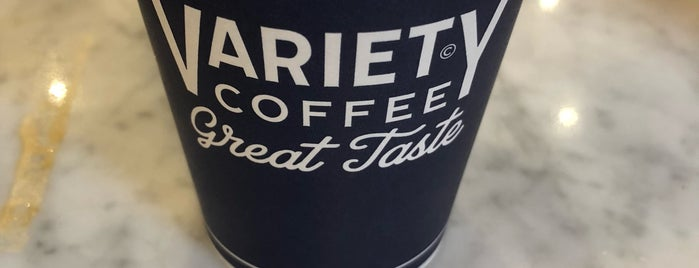 Variety Coffee Roasters is one of Tempat yang Disukai Yani.