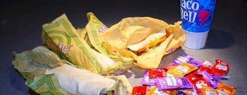 Taco Bell is one of Food.