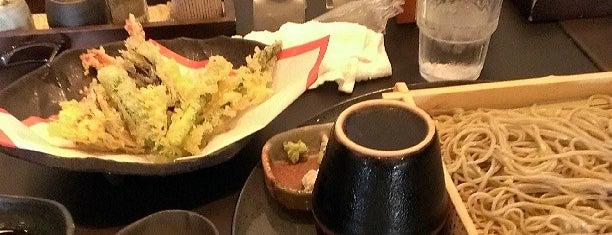 札幌蕎麦 き凛 is one of 蕎麦屋.